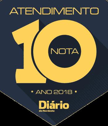 Atendimento Nota 10 - Diário do Nordeste 2018